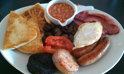 as one of the Top 50 Breakfasts in the Uk